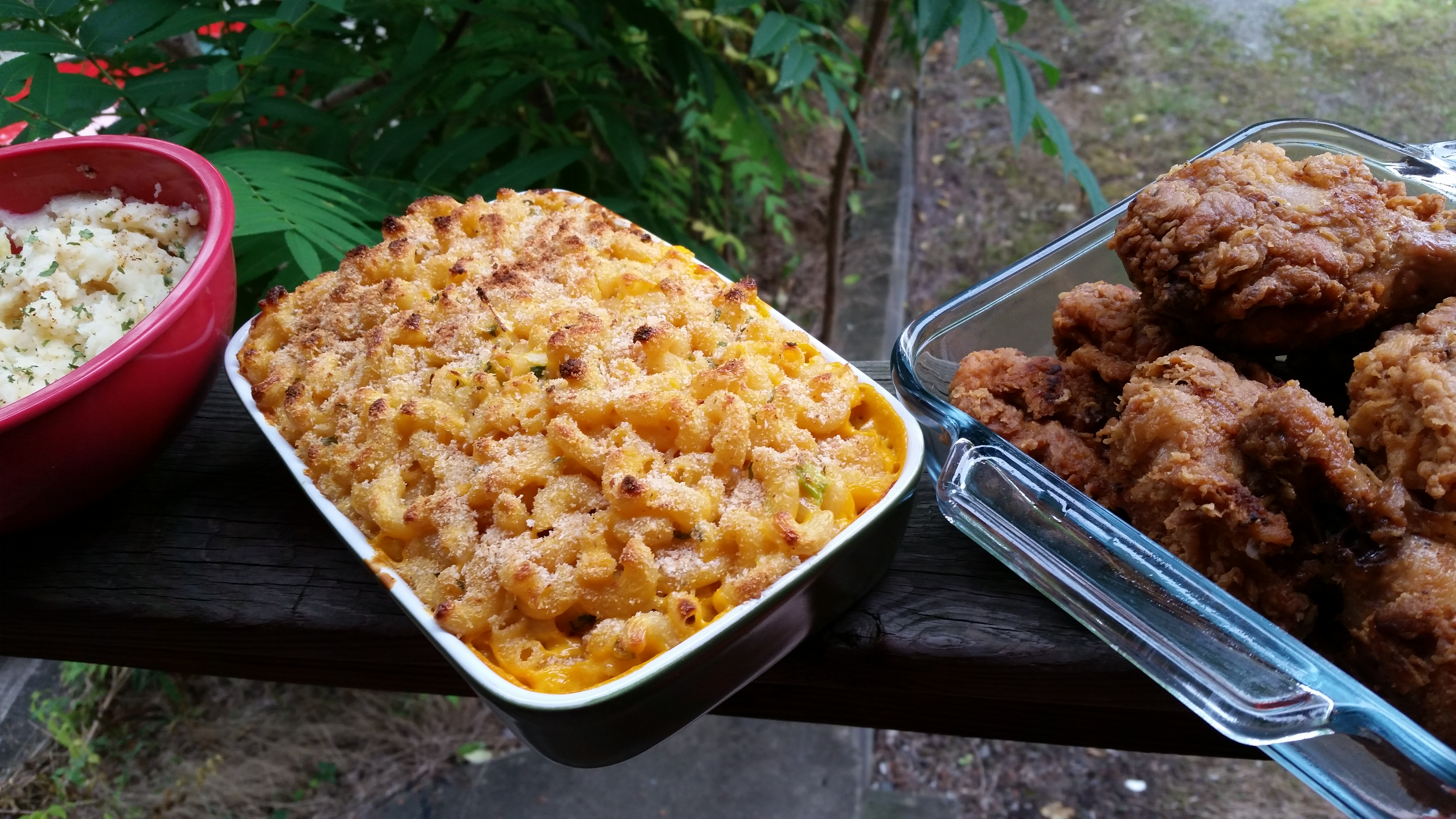 Creamy Cajun Mac & Cheese Recipe