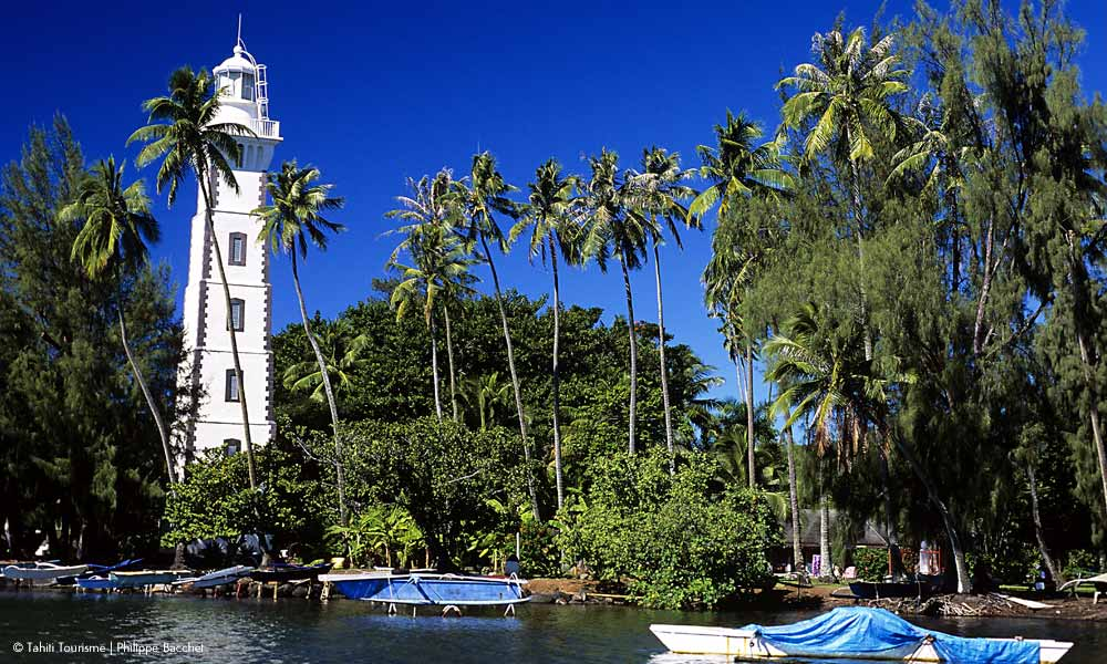 Pointe Venus Lighthouse Tahiti