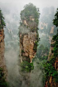 Split Pinnacle Hunan China
