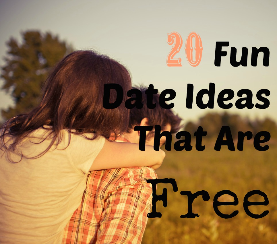 20 Fun Date Ideas That Are Free