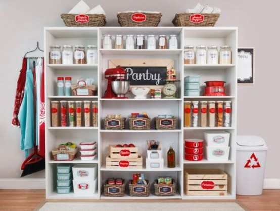 11 Tricks For Tackling Your Messy Pantry