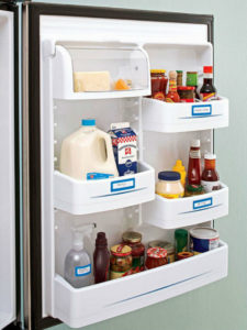 label and organize your fridge like a boss