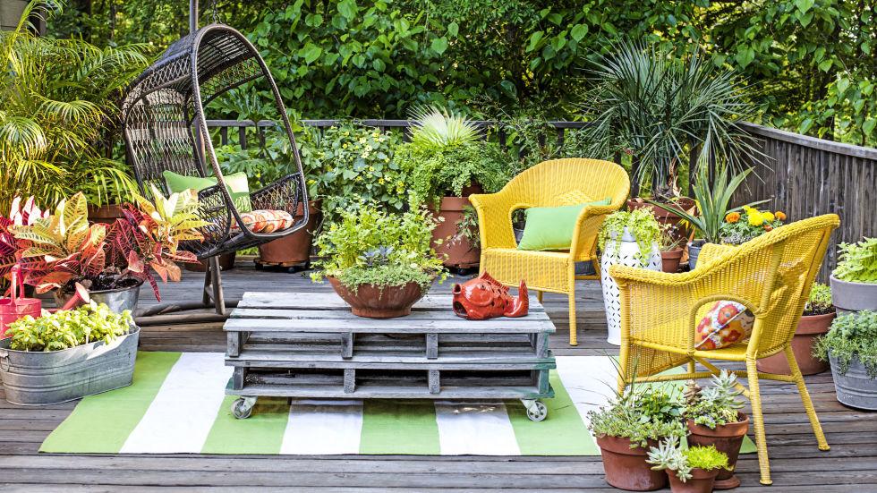 20 Creative DIY Ideas For A Fabulous Garden