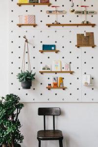 beautiful-diy-pegboard-wall-decorations