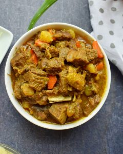 Curried Goat Recipe