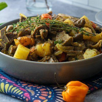 Jamaican Curry Goat Recipe