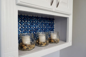 Dollar-Store-Glass-Backsplash