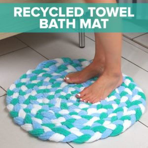 reuse your old towels