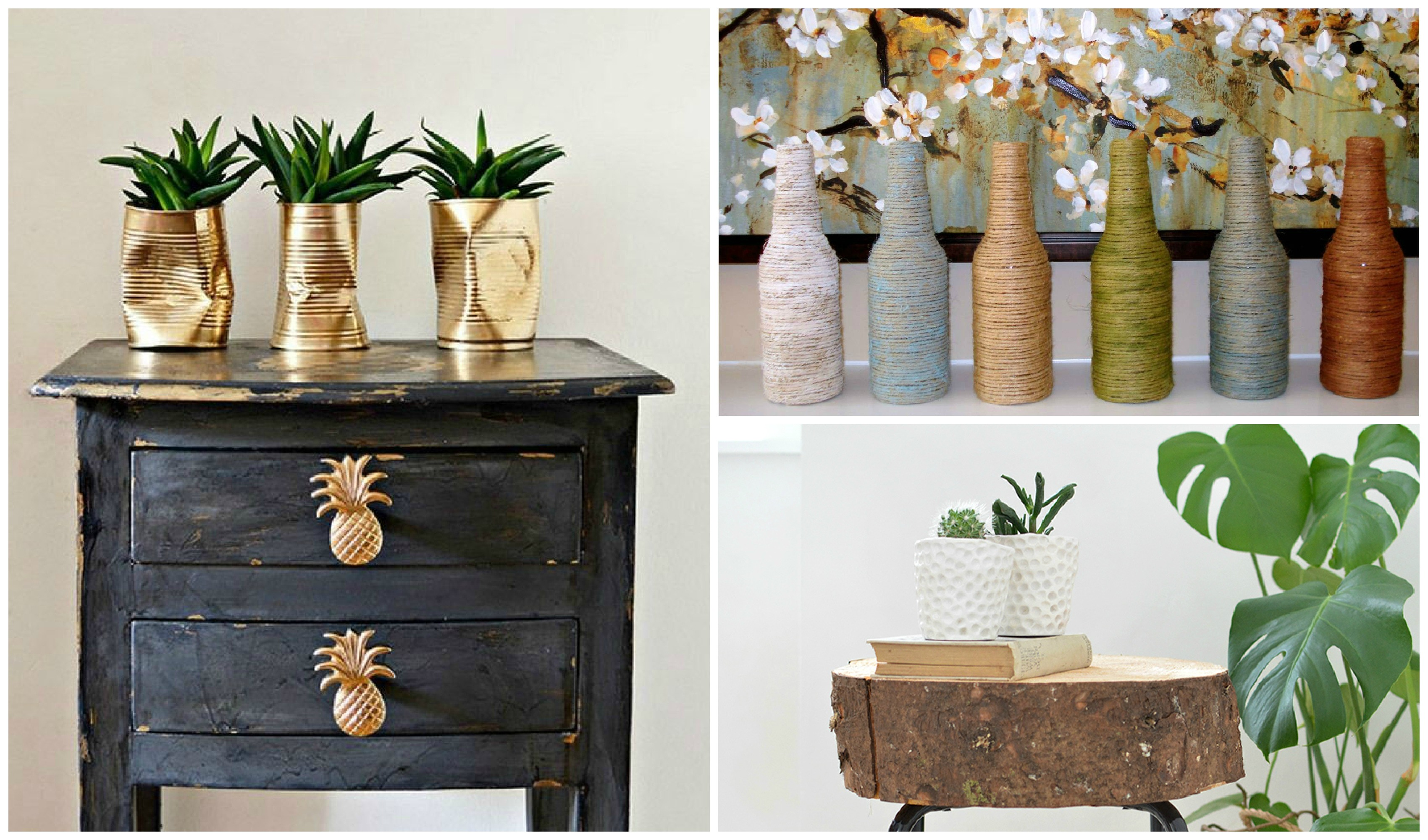 17 DIY Home Crafty Decor Ideas