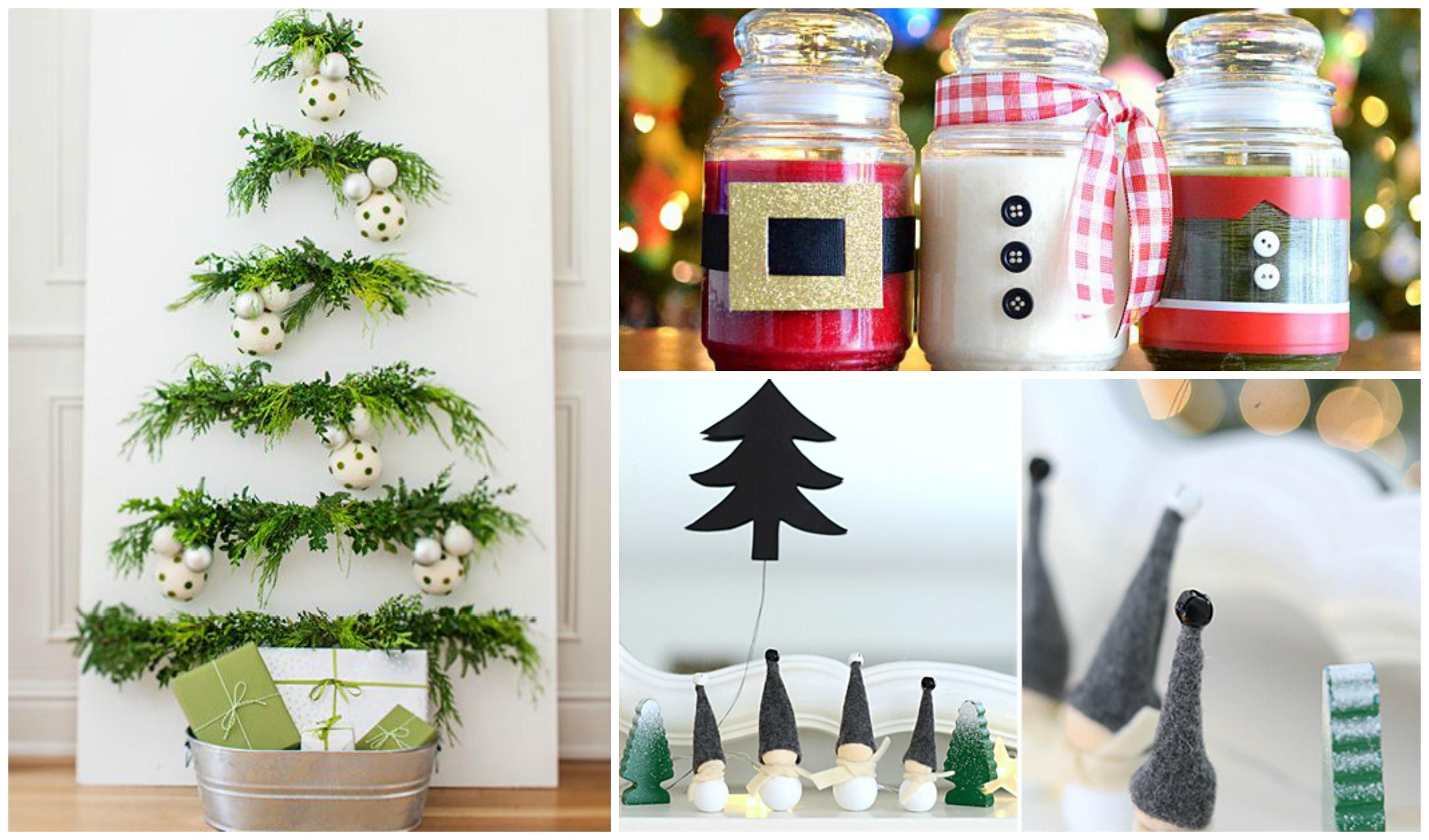 11 Unbelievable DIY Christmas Decorations