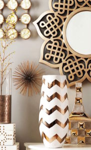 Gold Accents for your home
