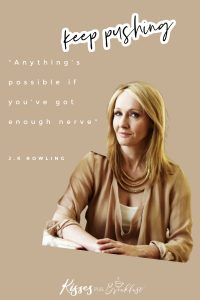 J.K Rowling Inspirational Quotes f