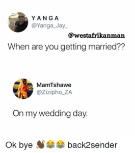 when-are-you-getting-married
