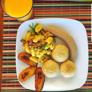 Ackee and Salt Fish Recipe