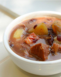 Jamaican RED PEAS SOUP