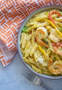 shrimp in Coconut Shrimp Sauce
