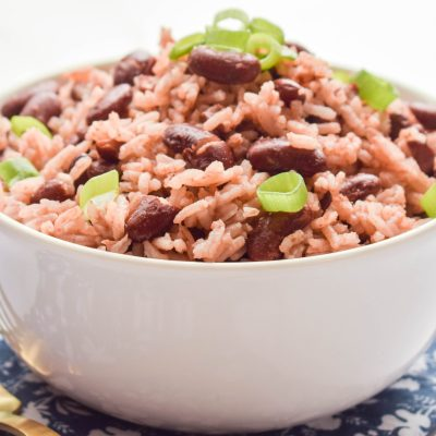 Jamaican Rice and Peas Rice and Beans
