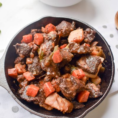 Jamaican Brown Stew Mutton