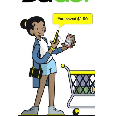 Shopping made easy with Dollar General DG GO! App