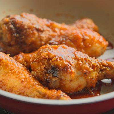 Dakgangjeong Korean Fried Chicken