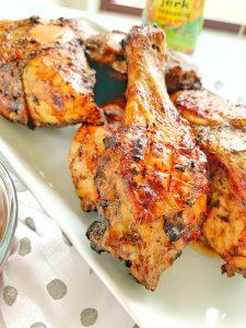 Easy Jamaican Jerk Chicken
