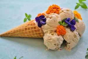 Cinnamon rum n raisin ice cream