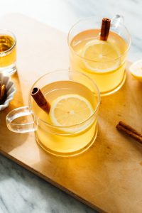 Hot Toddy bourbon cocktails