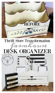 DIY Thrift Store Crafts