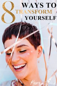 ways to transform yourself