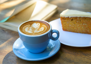 Prepare Delicious Cappuccino with Heart Design
